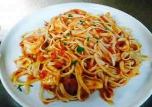 Linguine Pescatorie